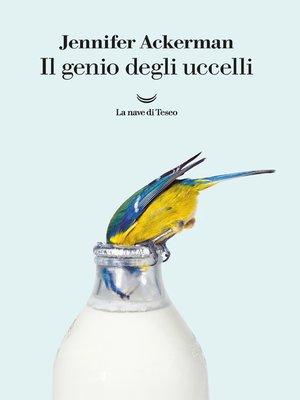 cover image of Il genio degli uccelli