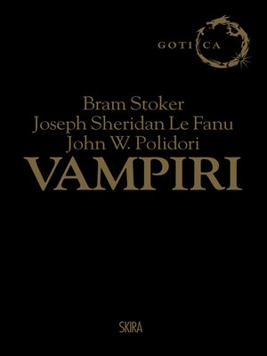 cover image of Vampiri