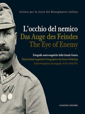 cover image of L'occhio del nemico/Das Auge des Feindes/The Eye of Enemy
