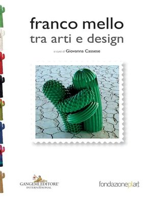 cover image of Franco Mello tra arti e design