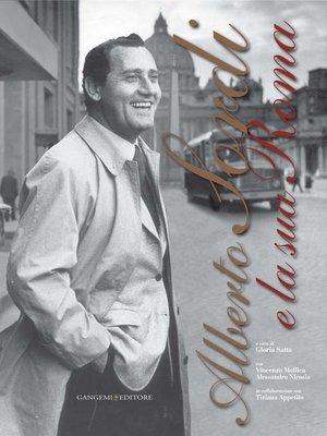 cover image of Alberto Sordi e la sua Roma