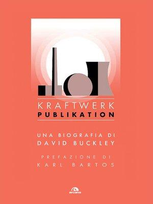 cover image of Kraftwerk. Publikation