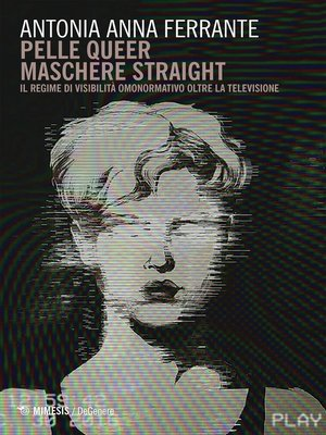 cover image of Pelle queer maschere straight