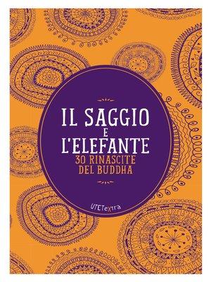 cover image of Il saggio e l'elefante