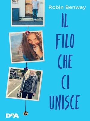 cover image of Il filo che ci unisce