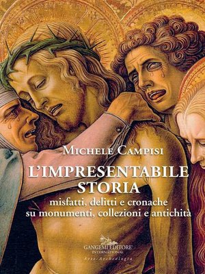 cover image of L'impresentabile storia