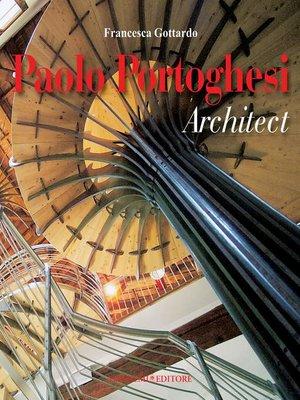 cover image of Paolo Portoghesi Architect