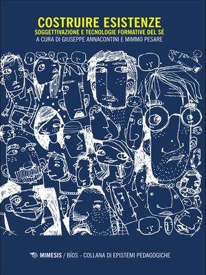 cover image of Costruire esistenze