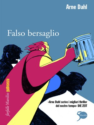 cover image of Falso bersaglio