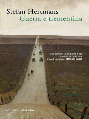 cover image of Guerra e trementina
