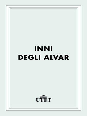 cover image of Inni degli Alvar