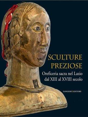 cover image of Sculture Preziose