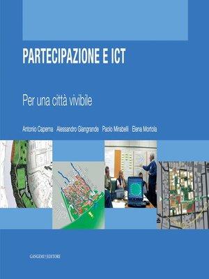 cover image of Partecipazione e ICT