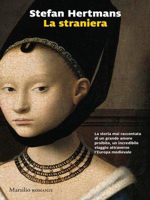 cover image of La straniera