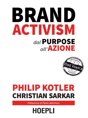cover image of Brand Activism