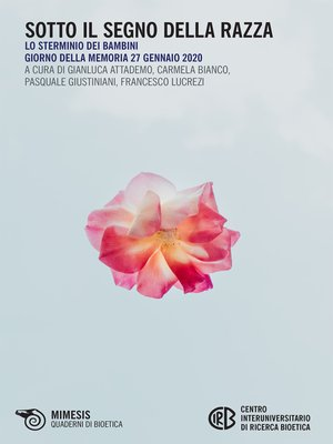 cover image of Sotto il segno della razza