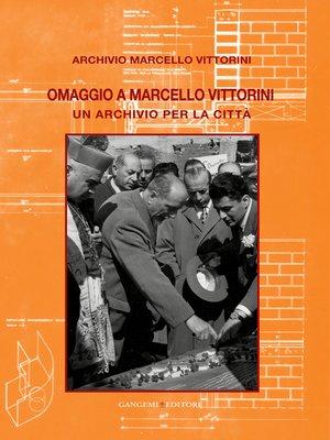 cover image of Omaggio a Marcello Vittorini