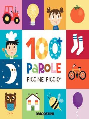 cover image of 100 parole Piccine Picciò