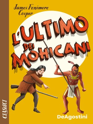 cover image of L'ultimo dei mohicani