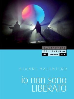 cover image of Io non sono Liberato