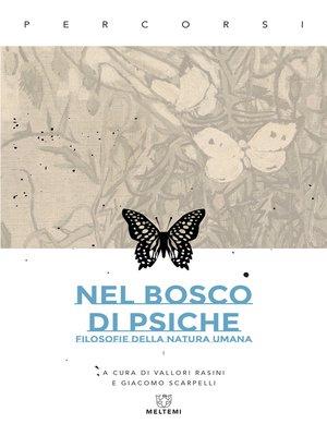 cover image of Nel bosco di Psiche