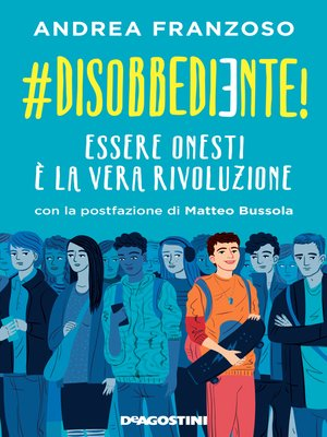 cover image of #disobbediente!