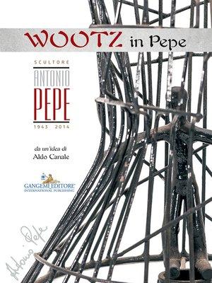 cover image of Antonio Pepe scultore