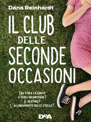 cover image of Il club delle seconde occasioni