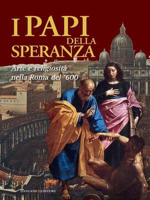 cover image of I Papi della Speranza