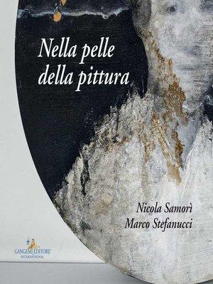 cover image of Nella pelle della pittura