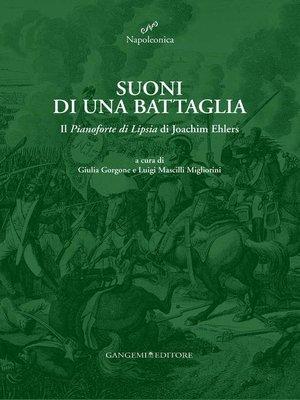 cover image of Suoni di una battaglia