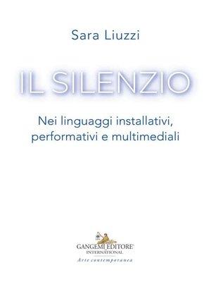 cover image of Il silenzio