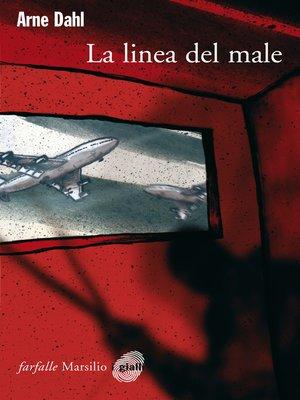 cover image of La linea del male