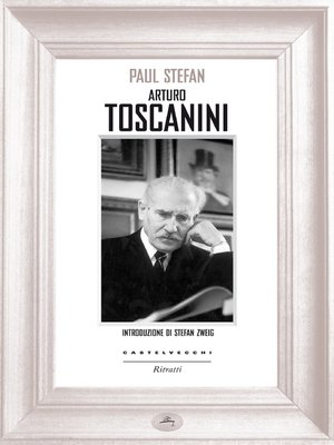 cover image of Arturo Toscanini