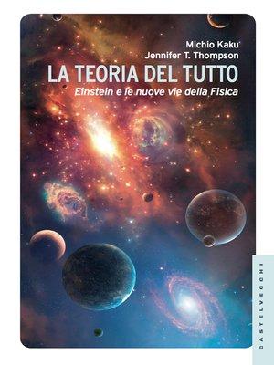 cover image of La teoria del tutto