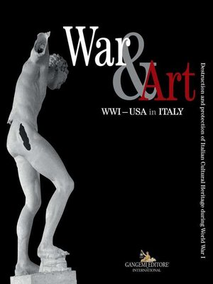cover image of War & Art WWI – USA in ITALY