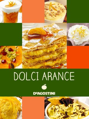 cover image of Dolci arance
