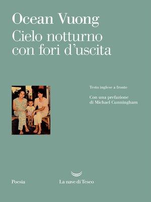 cover image of Cielo notturno con fori d'uscita