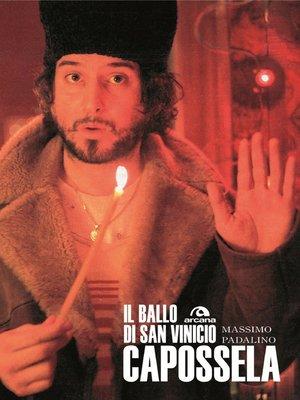 cover image of Capossela. Il ballo di san Vinicio