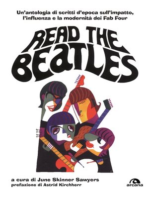 cover image of Read the Beatles