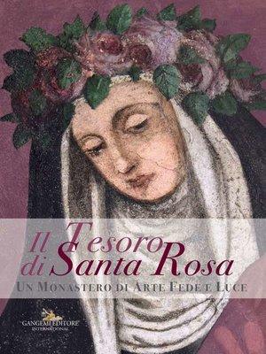 cover image of Il Tesoro di Santa Rosa