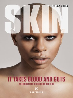 cover image of It takes blood and guts