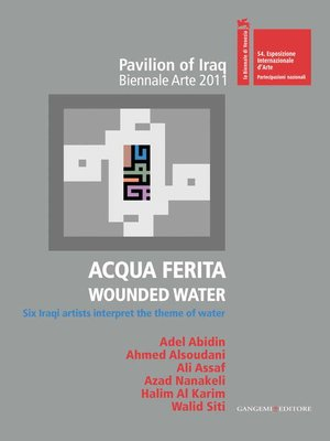 cover image of Acqua Ferita. Wounded Water