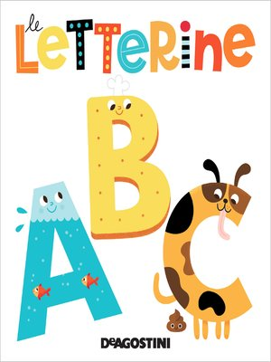 cover image of Le letterine
