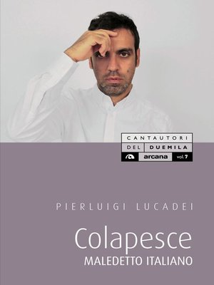 cover image of Colapesce