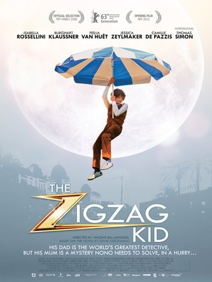 cover image of The Zigzag Kid