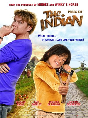 cover image of The Indian