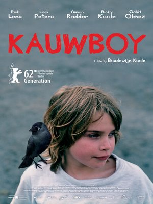 cover image of Kauwboy