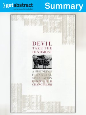 cover image of Devil Take the Hindmost (Summary)