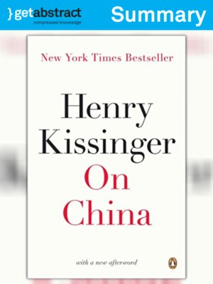 cover image of On China (Summary)